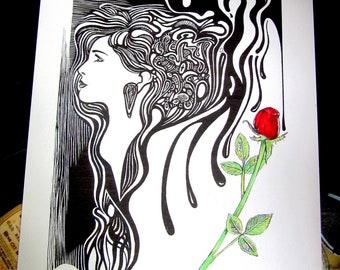 Art Print by Posterography