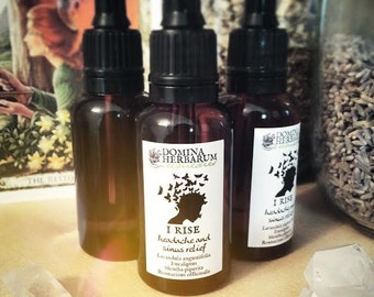 I rise - Aromatherapy blend