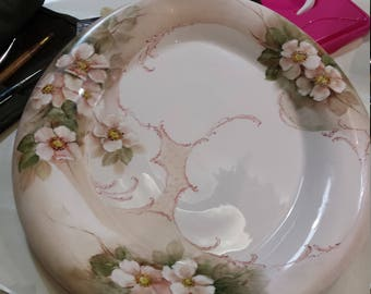 Hand Painted porcelain Tray