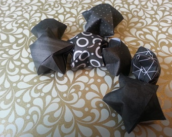 Misfortune Cookie Origami Wishing Stars