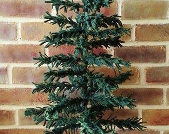 """Wool Feather Tree ePattern in 5 sizes 14"""" - 36"""" White Oak Ridge Designs"""