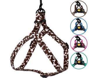 Pet Harness, Dog Harness, Puppy Harness, Nylon Pet Harness ,Bone Dog Harness, Pet Harness, Harness for Dog, Adjustable Harness