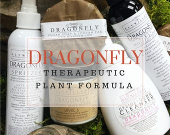 DRAGONFLY FORMULA || cellular repair || reduce tension, fatigue, anger, depression, & blood pressure || anti-aging || uplifted feelings