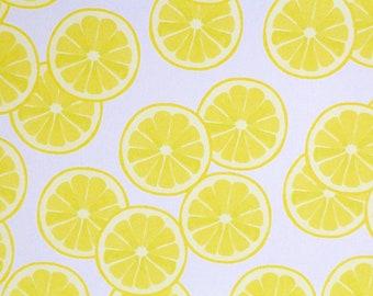Bright Yellow Lemons Dot Grid Journal Notebook~ Rhodia Dot Grid ~ Notebook Inserts Journal Insert Planners ~ Bullet Journal ~ Planner Insert