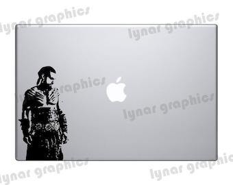 "Khal Drogo - 6"" decal / sticker - Dothraki - Game of Thrones - Daenerys Targaryen - Khaleesi - warrior - king - GoT - Jason Momoa - dragons"