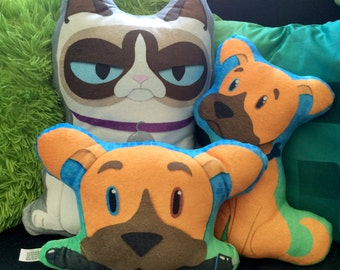 Custom Plushies, Great for Gifts