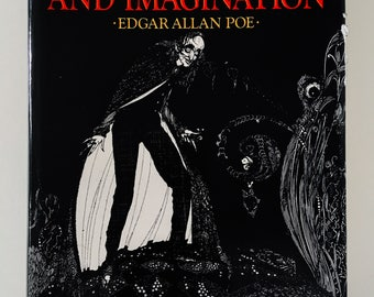 Tales of Mystery and Imagination / Edgar Allan Poe / Illustrated by Harry Clarke / 1985 / Rare and Collectable,