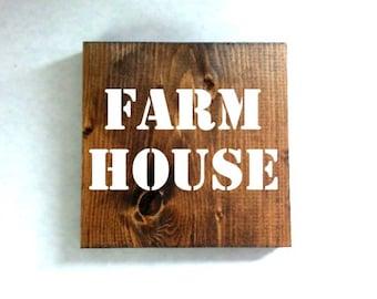 Farm house sign, farmhouse decor, rustic sign, rustic decor, kitchen sign