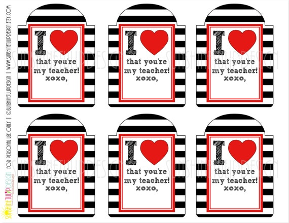 Printable teacher appreciation gift tags welcome back to school printable teacher appreciation gift tags welcome back to school tags teacher christmas gift tags by sunshinetulipdesign from sunshinetulipdesign on etsy negle Images
