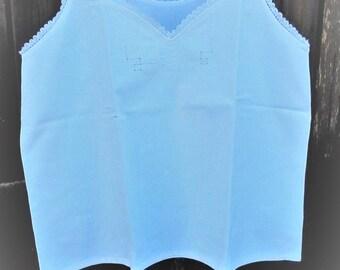 Vintage Linen Lace Vest