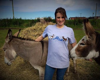 Willows Donkey T-shirt