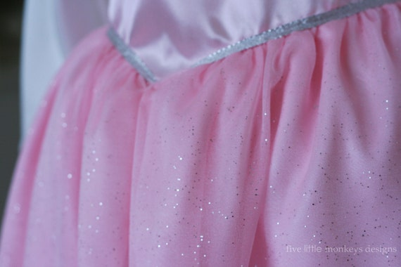Ariel Dress Ariel\'s Pink Dress Pink Ballgown Ariel