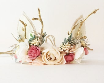 Woodland Animal Crowns