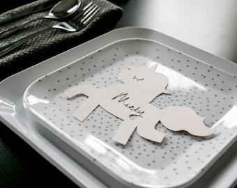 Unicorn Place Card Tags, Unicorn Place Card, Unicorn Dinner party, Unicorn Birthday party, Unicorn Name tags, Unicorn Dinner Party Name Tag