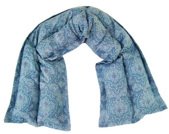Neck Wrap, Heating pad for neck, Microwave pack, Microwave heat pad, Heat therapy, Heat pad, Hot cold pack, Spa Gift for her, Blue Heat Pack