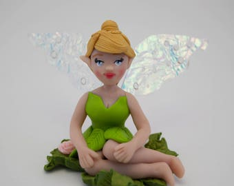 Disney Tinkerbell hada Fairy Fantasy Clay peter pan