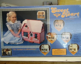 Dollhouse Kit, Sweetheart by Dura-Craft #SW125