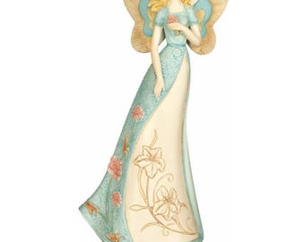 Angelstar 10311 Nature's Blessings Angel Figurine, 10-Inch