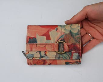 Small Ring Wallet French Art print