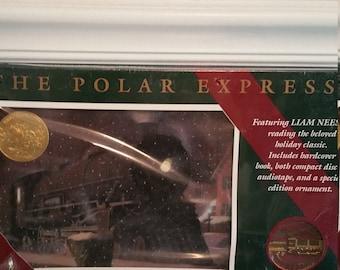 1989 The Polar Express Gift set