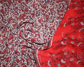 Indian Saree Fabric