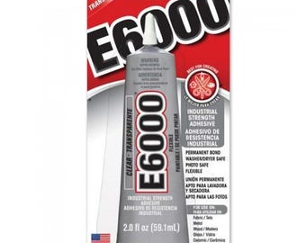 E6000 Clear Craft Adhesive