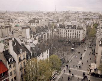 Vrai - 81-Paris - Paris Art Print, Paris paysage photographie par Leigh Viner