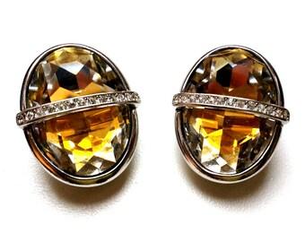 Dior earrings / Christian Dior Ohrclips