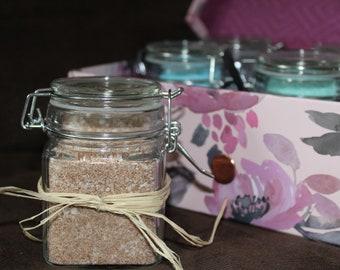 Cinnamon Bath Salts ~ Bath Crystals ~ Energize & Refresh ~ Aromatherapy
