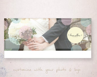 Facebook Timeline Cover, Facebook Timeline Cover Template, Facebook Cover Photo, Photography Timeline Cover / Template, Instant Download