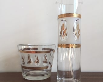 Gold Wheat Bar Set