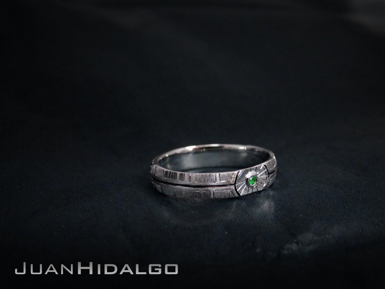 Death Star Wedding Ring