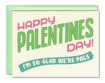 Happy PALentines Day Card