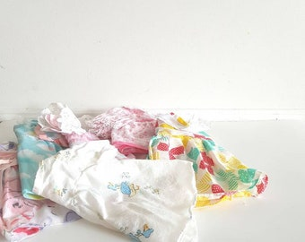 Vintage Lot of Doll Clothes
