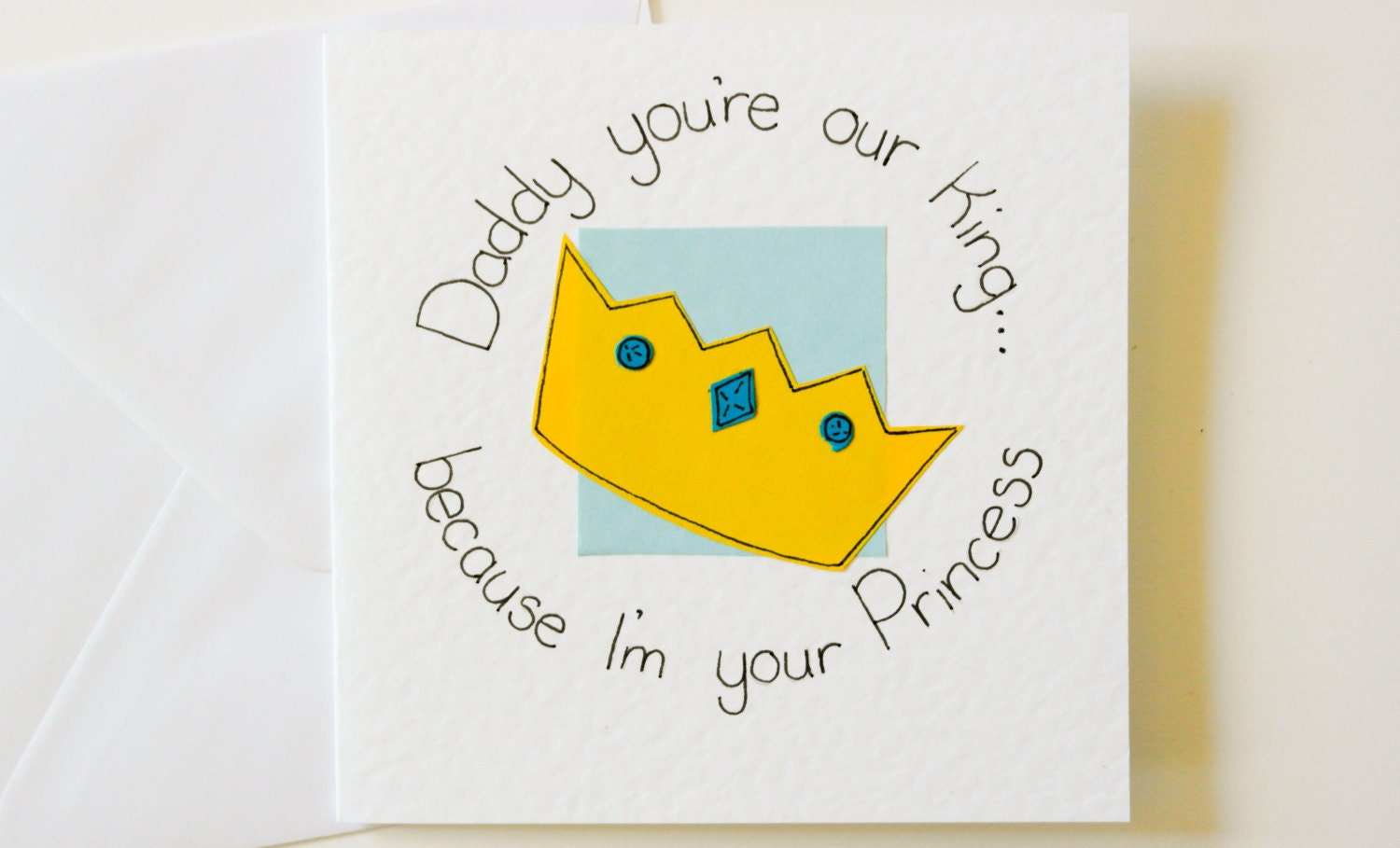 Handmade greeting card for a daddy daddy youre my zoom kristyandbryce Images
