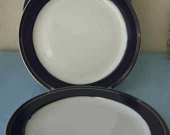 DELTA AIR LINES - Airlines - China - Dishes - Plates - International F/C Dinner Plates - by Amko - Set of 6