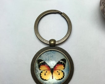 Various Butterfly keychains