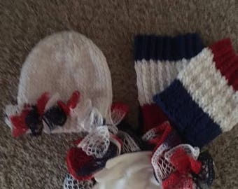 Hat, Gloves, Boot Toppers