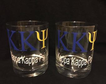 Kappa Kappa Psi Glasses