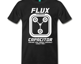Back to the Future Flux Capacitor Shirt, back to the future, flux capacitor, 80's, doc brown, marty mcfly,