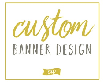 Graphic Design, Custom Graphic Design,  Banner Design, Custom Banner Design, Birthday Banner, Banner Wall Hanging, Business Banner