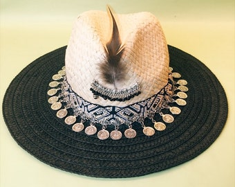 Bohemian Coin Hat | ⤚SUMMER⤛
