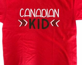 Canadian Kid