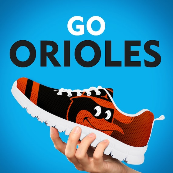 Collector Kids Gift Womens Custom Baltimore Orioles Sneakers Gift Gift Running Sizes Mens Baseball Shoes Trainers 1O0AB