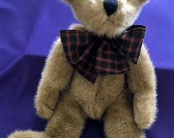 "Vintage, Original Mohair ""The Boyds Bears"" Collectibles: Alexander M. Battington."