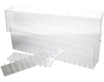 Copic - Sketch Marker - 72 Slot - Storage Case - Plastic with Cover