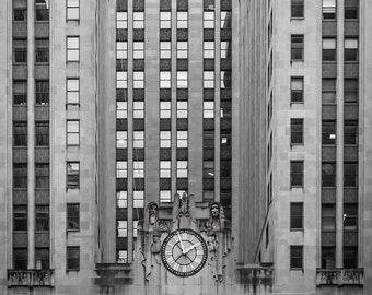 Chicago, Board of Trade, Cbot Building, Chicago Architecture, Lasalle Street, Chicago- Financial District, Art Deco Building, Office Decor