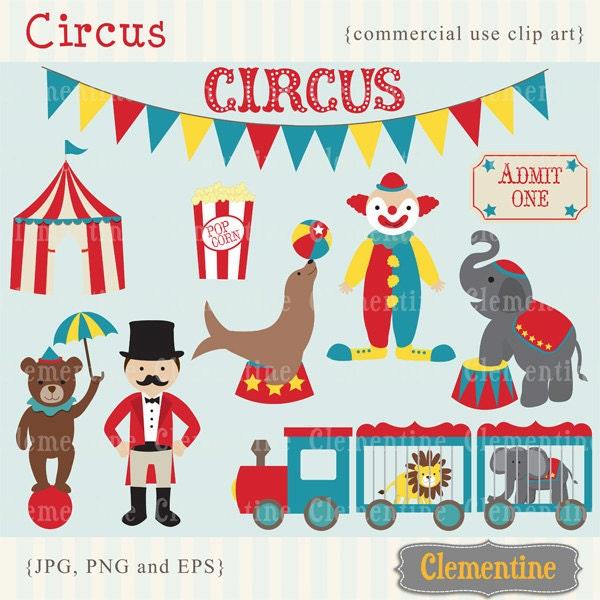 circus clip art images circus clipart circus vector rh etsy com free printable circus clipart free clipart circus tent