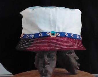 Cap visor wax