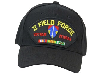 II Field Force Vietnam Veteran Cap